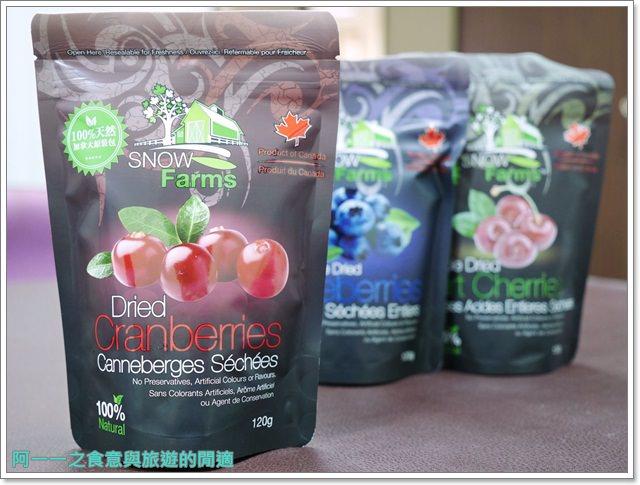 RIC水果行加拿大進口雪國農場天然果乾伴手禮零嘴image022