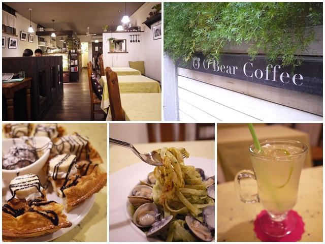 捷運士林站美食下午茶鬆餅歐比爾義大利麵page
