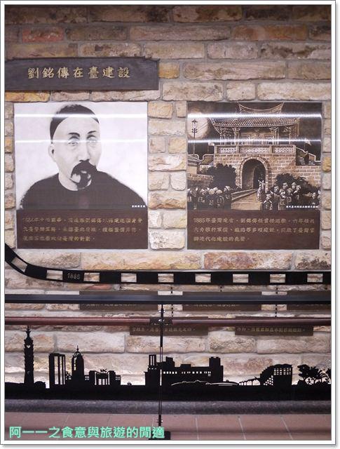 捷運松山線北門站台北博物館古蹟清代遺跡image011