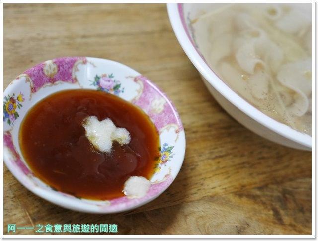 台東寶桑路美食小吃蘇天助素食麵蓮玉湯圓玉成鴨肉飯鱔魚麵image011