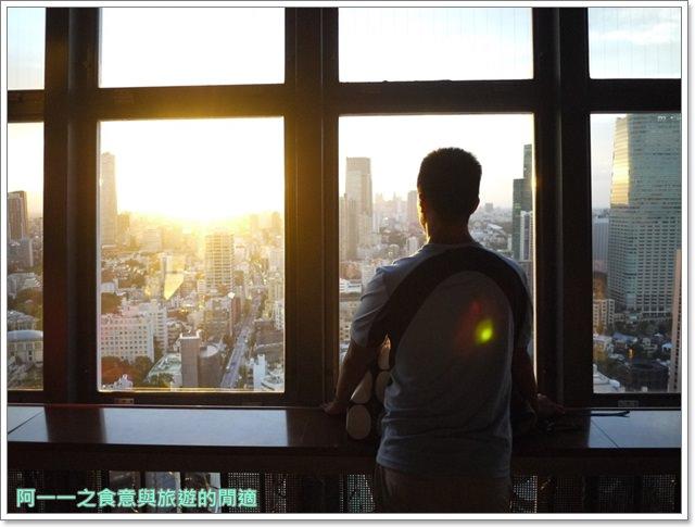 日本東京旅遊東京鐵塔芝公園夕陽tokyo towerimage045