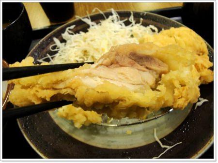 台北西門町 和家定食~香脆多汁的雞腿排