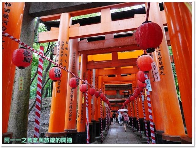 伏見稻荷大社.京都神社.千本鳥居.日本關西自助旅遊image028