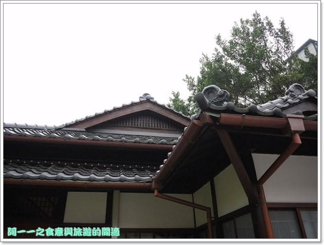 台北古亭站景點古蹟紀州庵文學森林image007