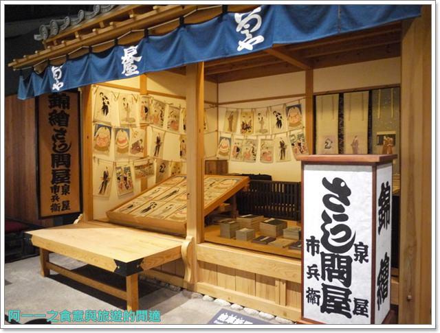 日本東京自助景點江戶東京博物館兩國image069