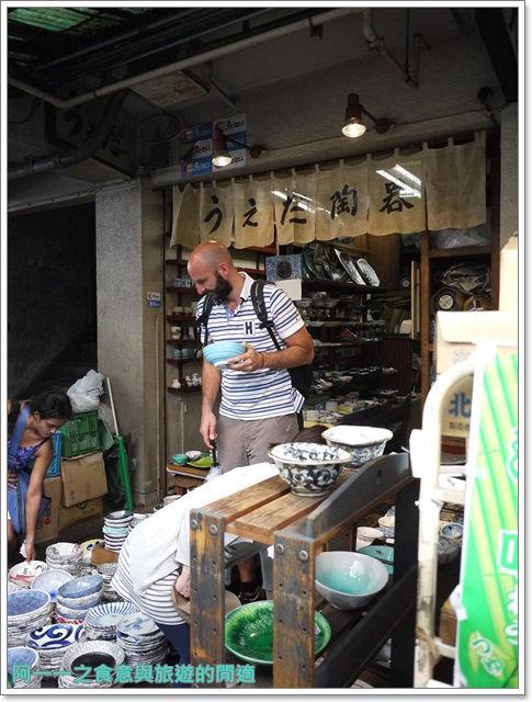 東京築地市場美食松露玉子燒海鮮丼海膽甜蝦黑瀨三郎鮮魚店image009