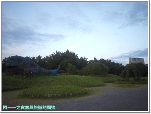 日本千葉景點東京自助旅遊幕張海濱公園富士山image008