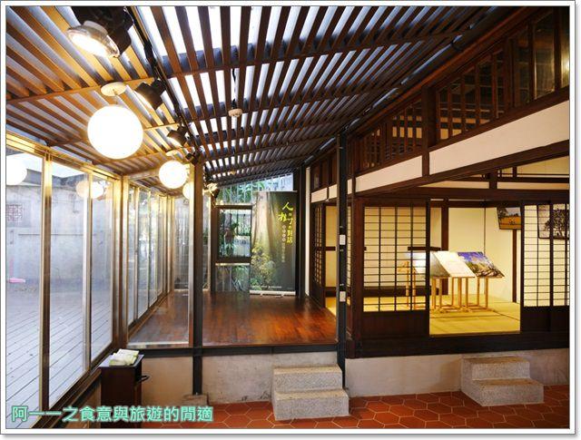 台中文學館.第五市場阿義紅茶冰.日式建築.古蹟.台中文學公園image001
