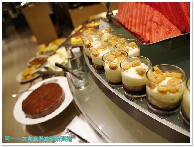 捷運中山站美食.台北老爺大酒店.Buffet.吃到飽.甜蝦.Le-Café咖啡廳image035