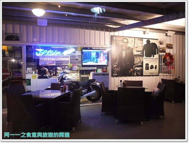 三芝美食美式料理漢堡鐵皮屋餐坊重機主題餐廳聚餐image013