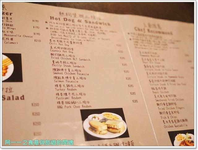 西門町美食.聚餐.Choir-Cafe.快樂美式餐廳.早午餐.電影街image014