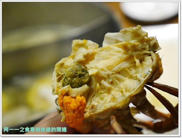 捷運東門站永康街美食宅涮涮鍋海鮮螃蟹大沙母image056
