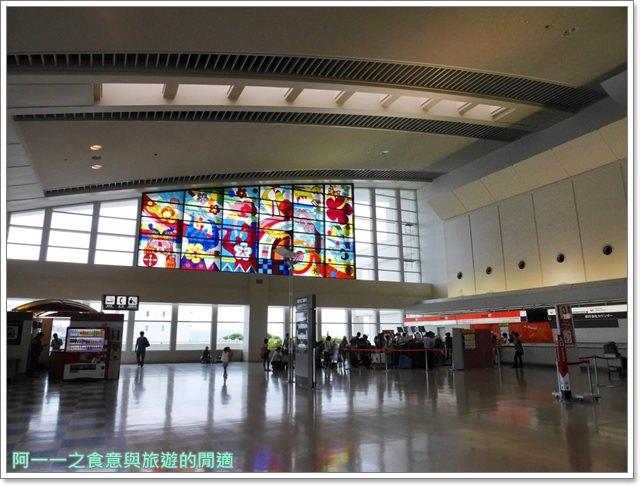 樂桃航空.沖繩自助旅遊.那霸機場.出入境.登機.懶人包image042