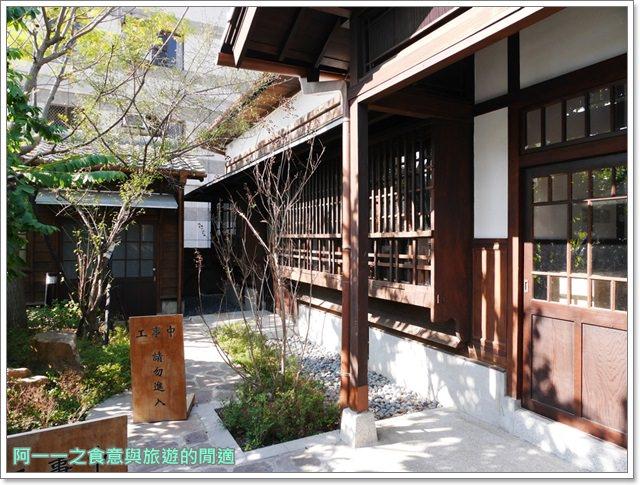台中文學館.第五市場阿義紅茶冰.日式建築.古蹟.台中文學公園image014