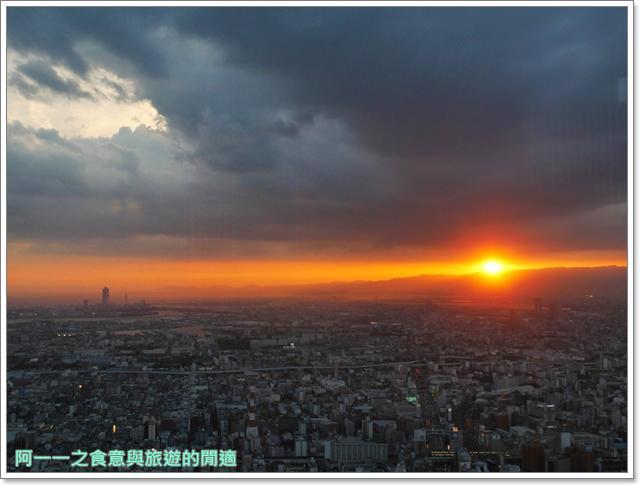 大阪景點.阿倍野展望台.harukas300.夜景.夕陽.天王寺image051