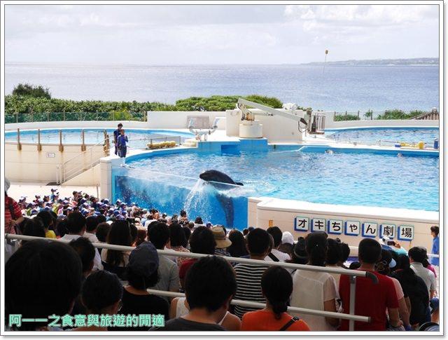 沖繩美麗海水族館.海洋博紀念公園.海豚秀.親子旅遊image088