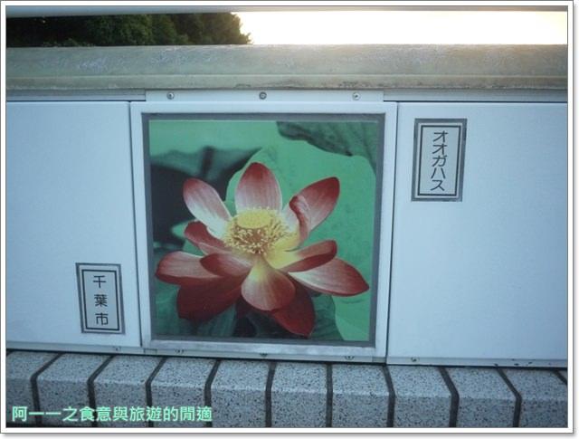 日本千葉景點東京自助旅遊幕張海濱公園富士山image045