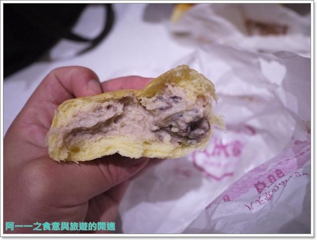 日本廣島排隊美食八天堂奶油麵包抹茶甜點image017