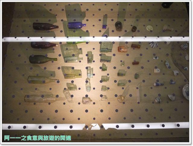 捷運松山線北門站台北博物館古蹟清代遺跡image028