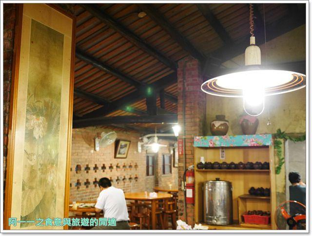 新竹北埔美食.泥磚屋客家菜餐廳.聚餐.老屋image008
