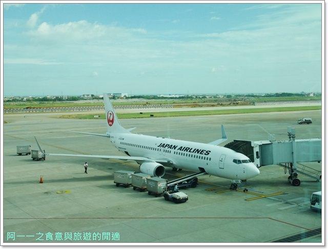 日本關西空港自助旅遊桃園機場第二航廈日航飛機餐image039