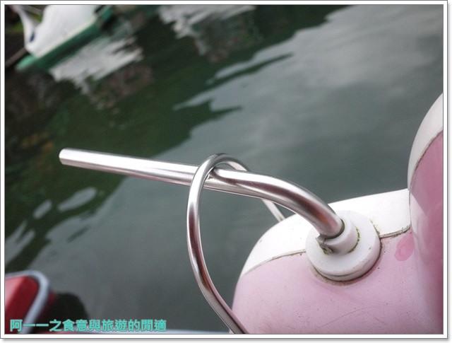 花蓮壽豐景點鯉魚潭天鵝船薑母鴨image019