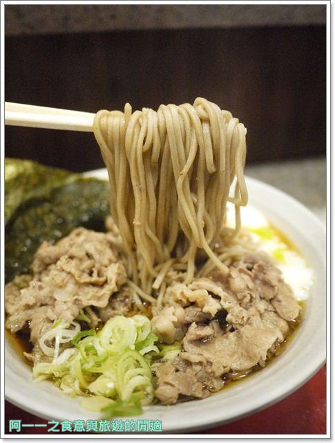 日本東京旅遊美食名代富士蕎麥麵そば平價拉麵24小時宵夜image017