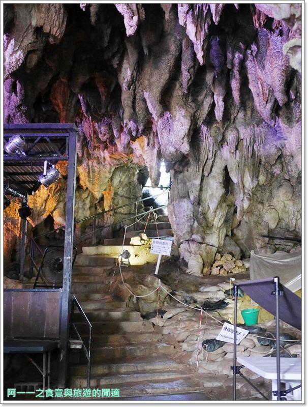沖繩南部景點.Gangala之谷.鐘乳石洞咖啡.秘境.港川人.image016