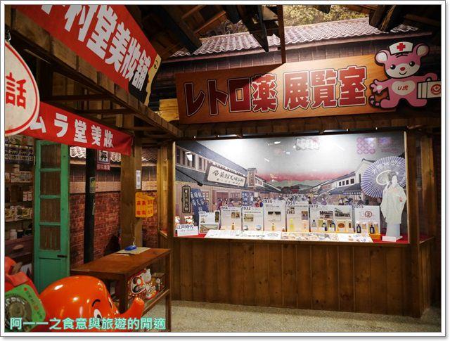 台北西門町景點日藥本舖博物館老屋昭和時期免費阿一一image033