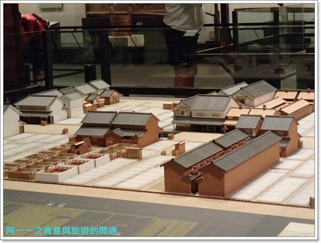 日本東京自助景點江戶東京博物館兩國image046