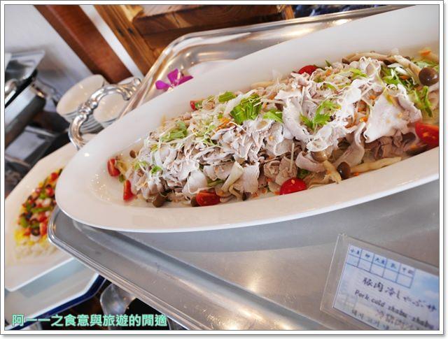 沖繩美食.吃到飽.buffet.名護浦.喜瀨海灘皇宮飯店image018