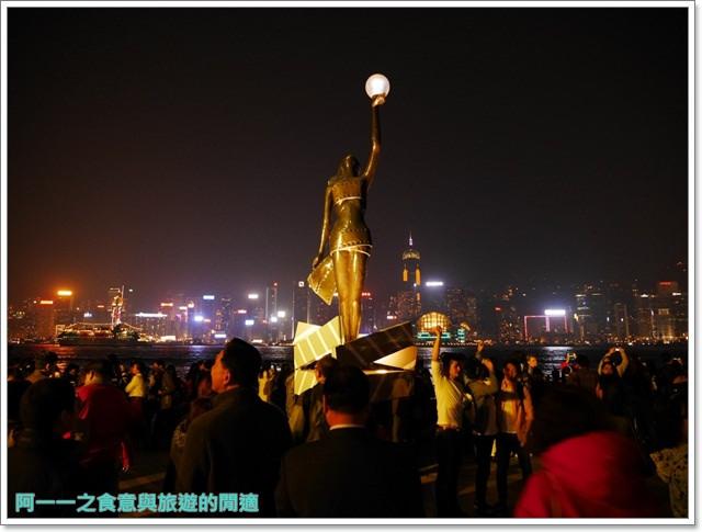 香港維多利亞港燈光秀星光大道幻彩詠香江夜景image009