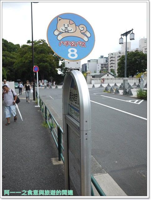 明治神宮原宿澀谷忠犬八公小八御苑日本東京自助旅遊image018