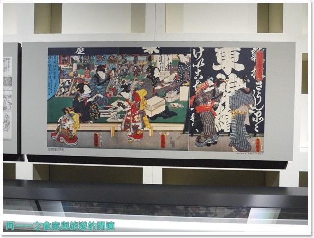 日本東京自助景點江戶東京博物館兩國image070