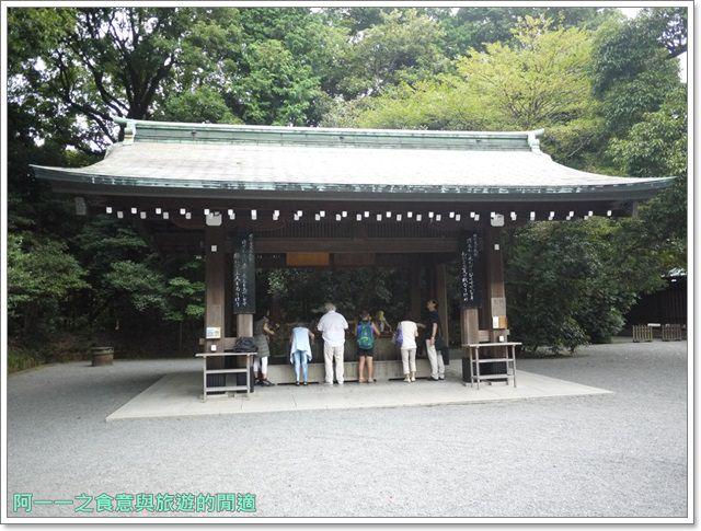 明治神宮原宿澀谷忠犬八公小八御苑日本東京自助旅遊image065