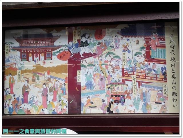 日本東京自助旅遊淺草雷門仲見世街image056