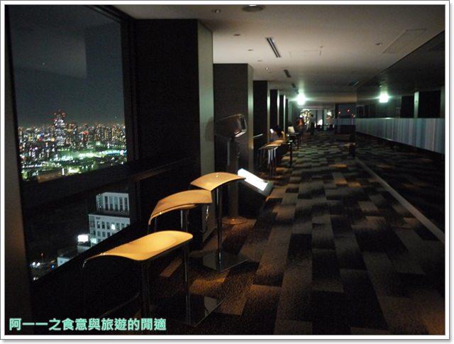 東京景點夜景世界貿易大樓40樓瞭望台seasidetop東京鐵塔image014