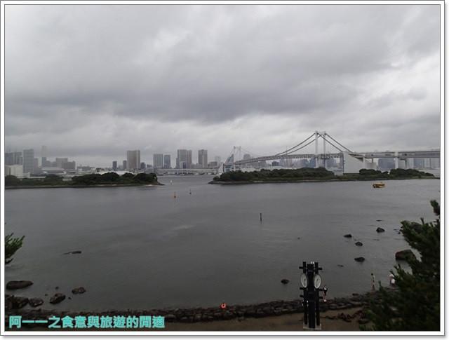 東京景點御台場海濱公園自由女神像彩虹橋水上巴士image027