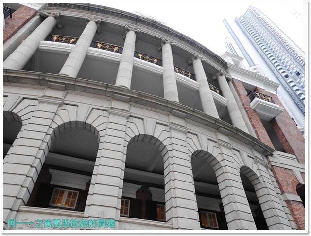 香港中環景點孫中山紀念館古蹟國父博物館image029