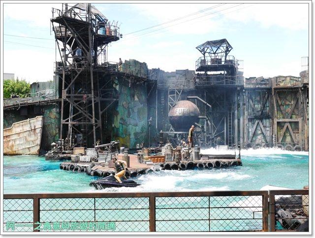 大阪日本環球影城USJ小小兵樂園惡靈古堡航海王關西自助image074