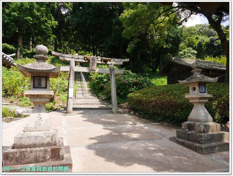 日本岡山旅遊.吉備津神社.桃太郎.迴廊.image060