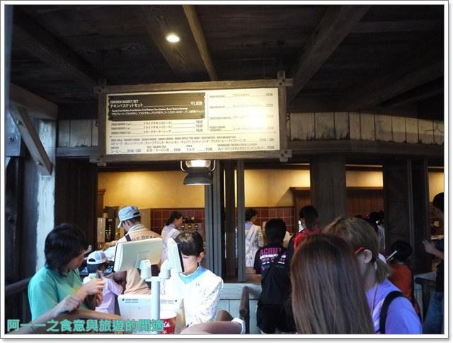 東京迪士尼樂園美食午餐秀煙燻火雞腿波里尼西亞草壇餐廳image046