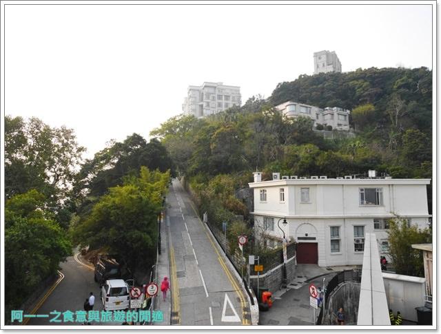 香港旅遊太平山夜景山頂纜車聖約翰座堂凌霄閣摩天台山頂廣場image056