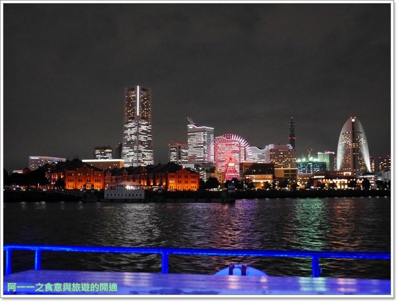 橫濱港夜景.veltra.東京旅遊.觀光船.日劇.浪漫image003