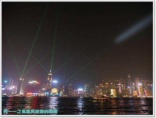 香港維多利亞港燈光秀星光大道幻彩詠香江夜景image028