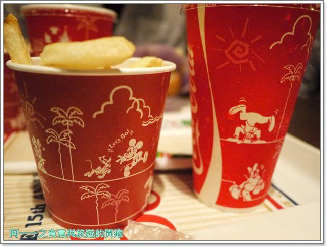 東京迪士尼海洋美食duffy達菲熊午餐秀gelatoniimage040
