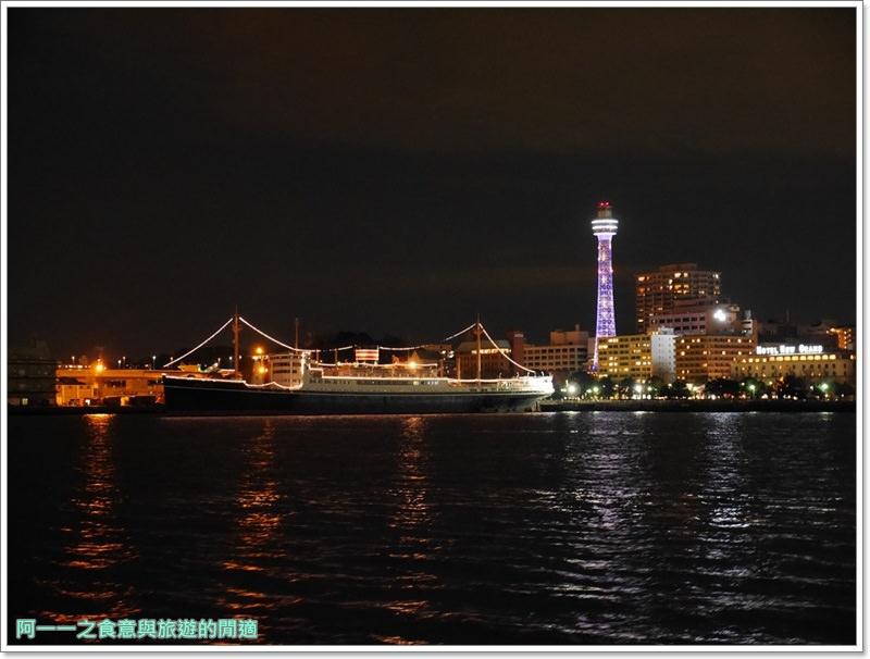 橫濱港夜景.veltra.東京旅遊.觀光船.日劇.浪漫image030