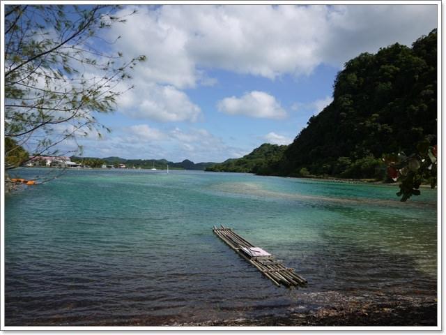 帛琉 長堤國家公園~阿一一帛琉藍色海洋之旅