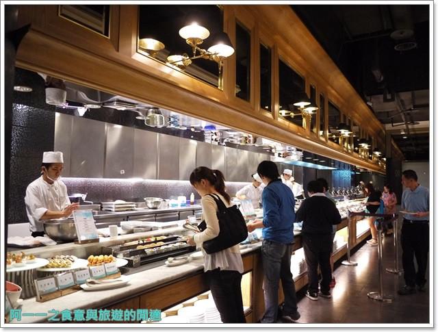 捷運世貿台北101美食饗食天堂吃到飽buffet海鮮螃蟹image017