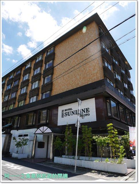 京都住宿京都祗園四條陽光酒店HotelSunlineKyoto八坂神社image019